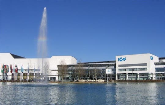 ICM – Internationales Congress Center München